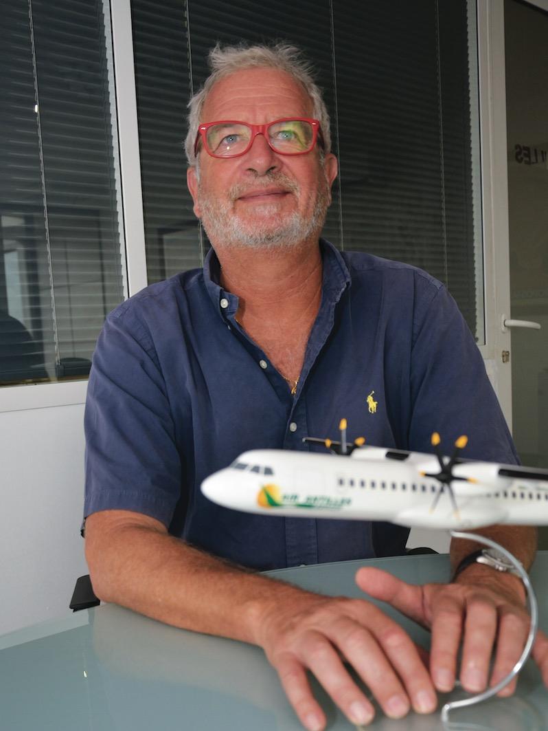 DOSSIER Transport : Air Antilles… Et le ciel s'ouvre!