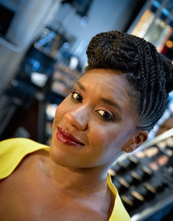 Tricia Evy, étoile montante du jazz vocal