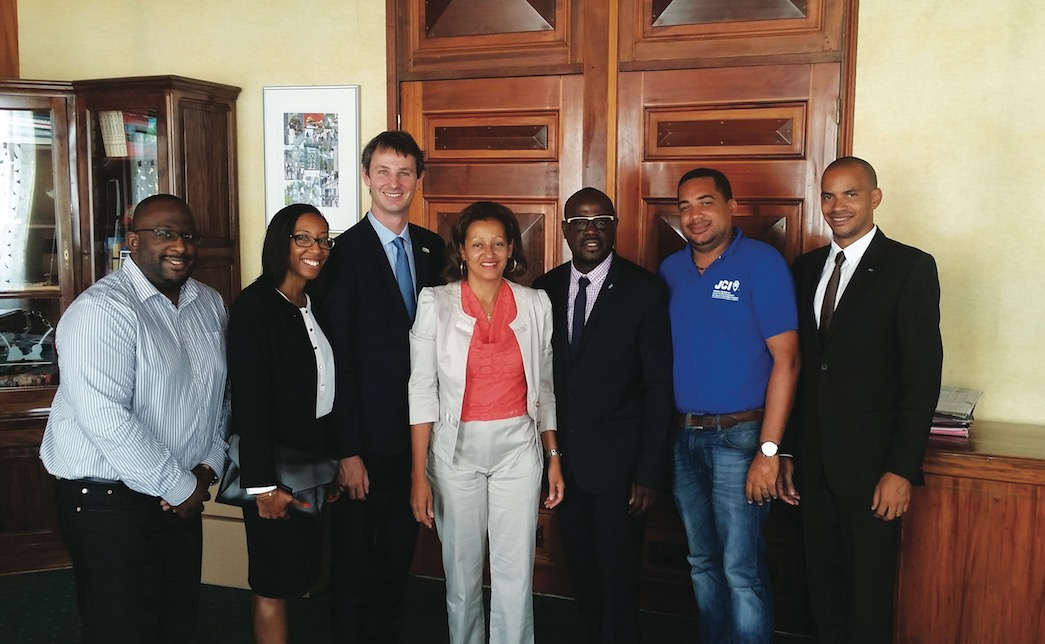 « Eau, cœur de nos territoires » : thème de la Convention 2015 de la fédération des Jeunes Chambres Économiques de la Guyane et des Antilles Françaises
