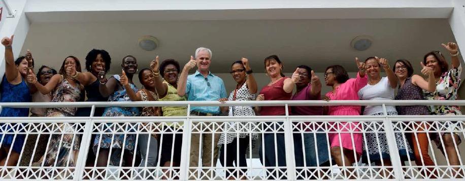 GFA Caraïbes, partenaire santé de l'entreprise