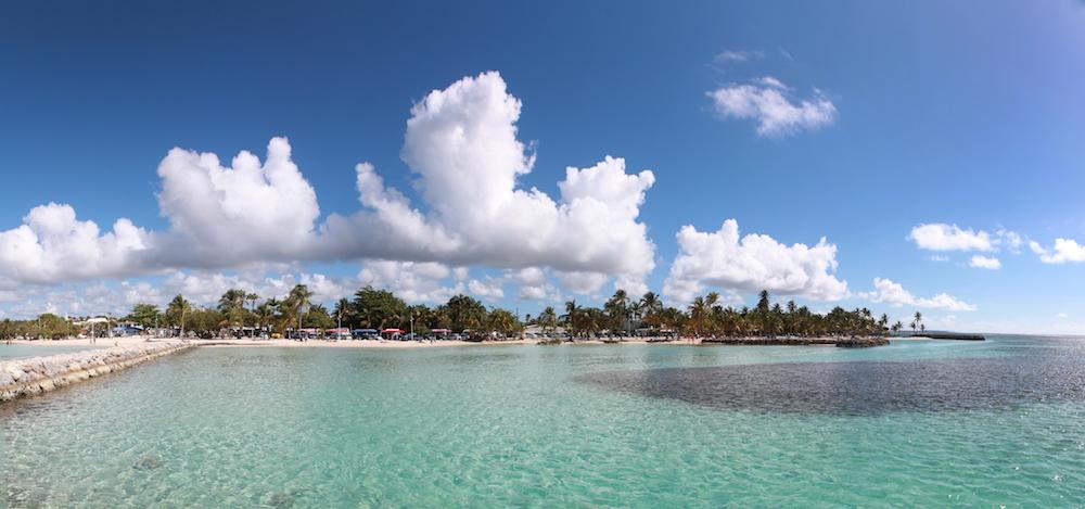 Passez l'hiver en Guadeloupe !