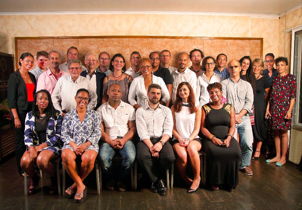 Chefs d'entreprises accompagnés par Réseau Entreprendre Martinique