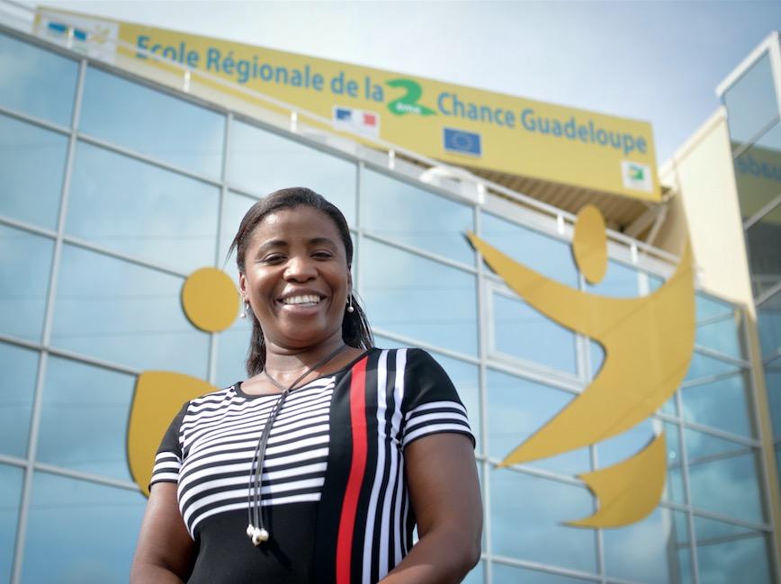 DOSSIER Formation et emploi : ER2C Guadeloupe, une école différente pour apprendre autrement