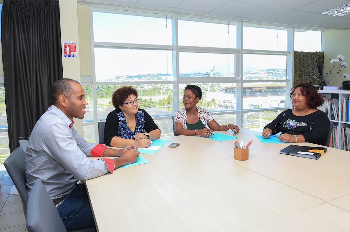 DOSSIER Formation et emploi : écoles de la 2ème chance Martinique, un autre avenir pour les jeunes !