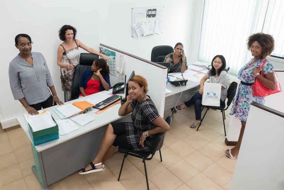 DOSSIER Formation et emploi : FIDERIM Guyane s'ouvre à l'insertion