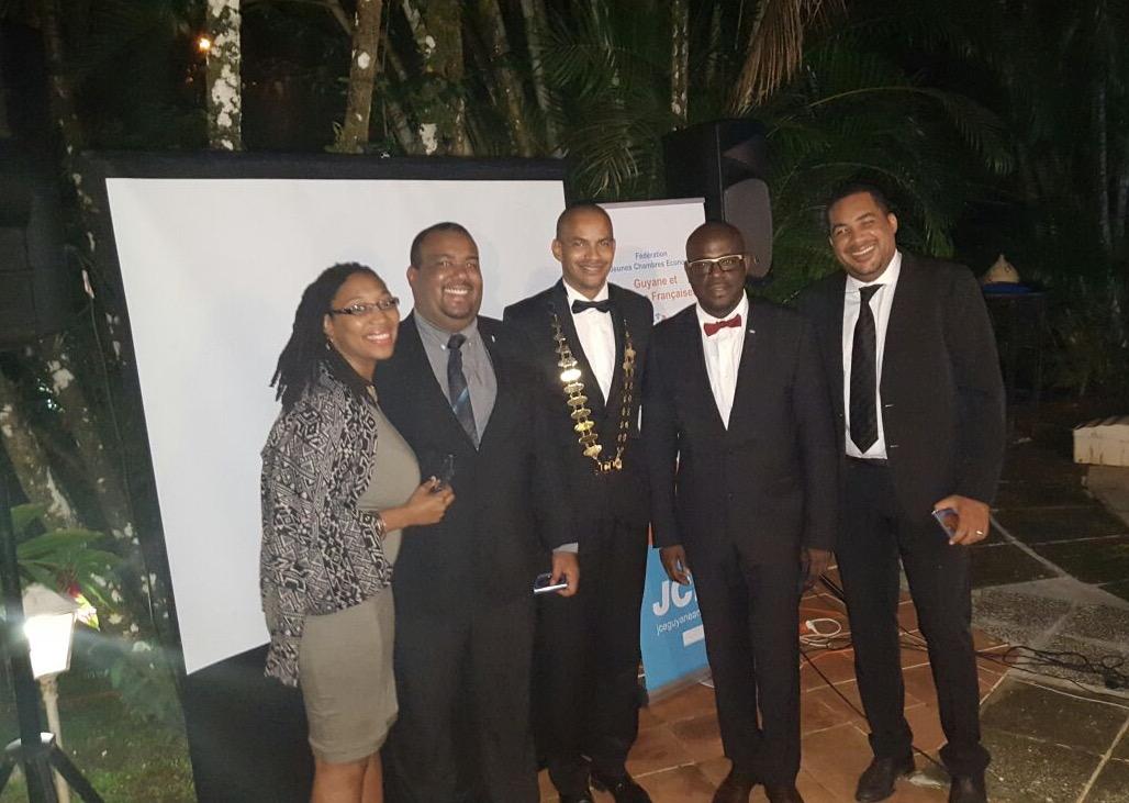 La Fédération des JCE de la Guyane et des Antilles Françaises fête ses 40 ans