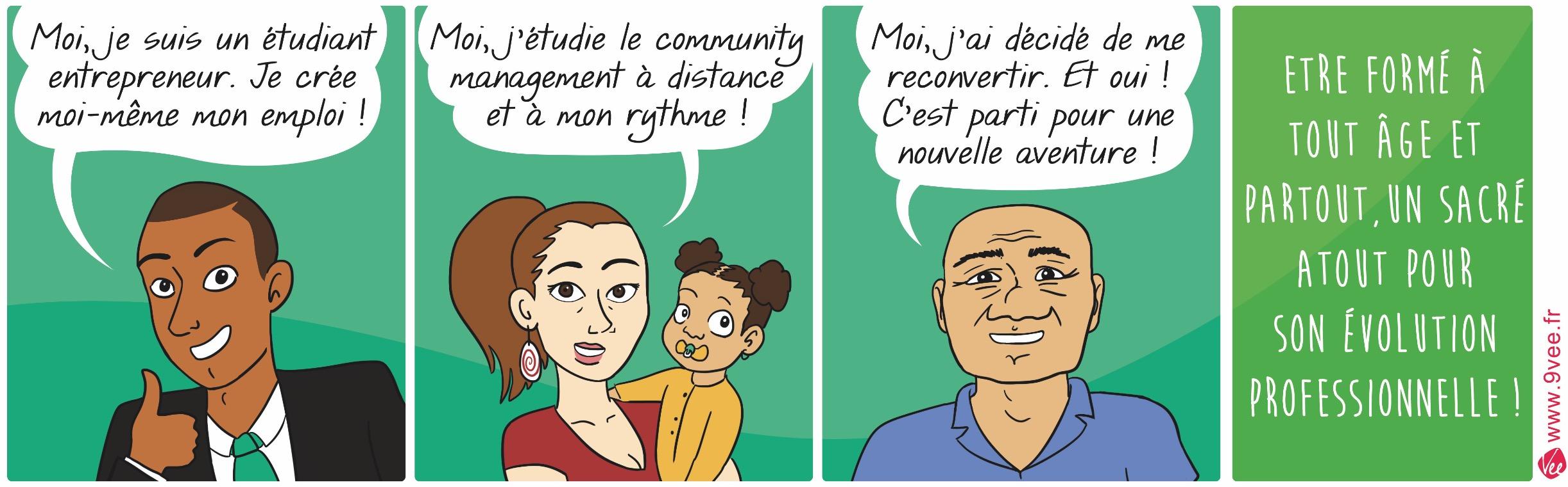 Les actualités de Martinique Workatjelly