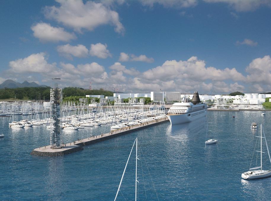 Contact Entreprises : et si la Martinique édifiait la plus belle marina de la Caraïbe ?
