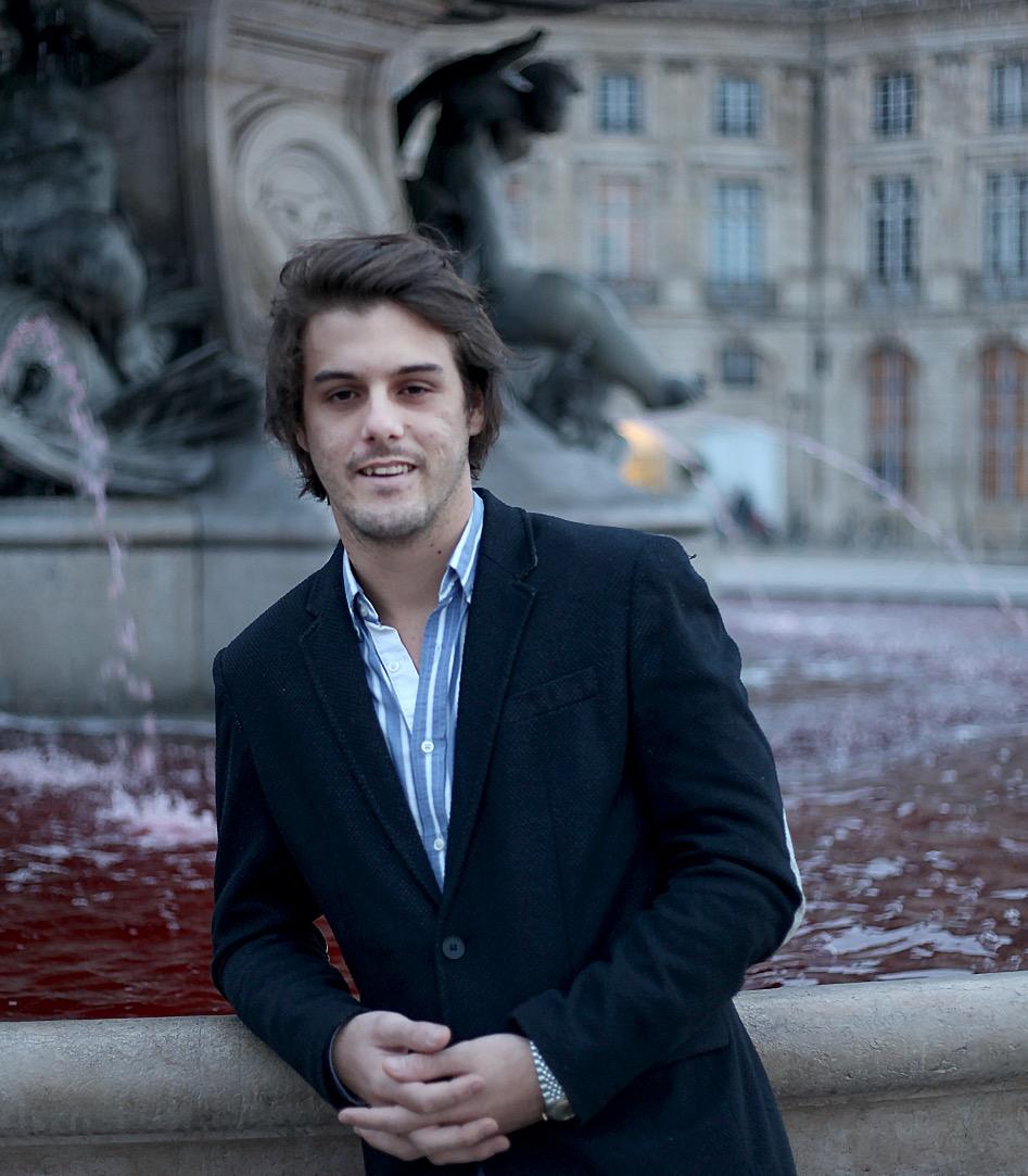 Mathieu Baccovich : le gwada boy bordelais