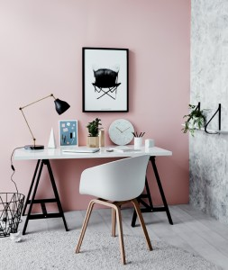 Norsu Interiors Collection - Pastel workspace (May 15)