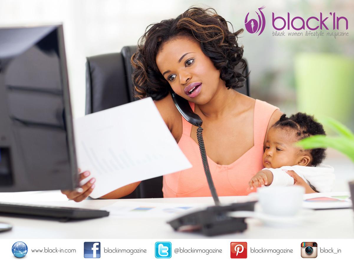 Black'In : Femme, mère et working-girl… mode d'emploi !