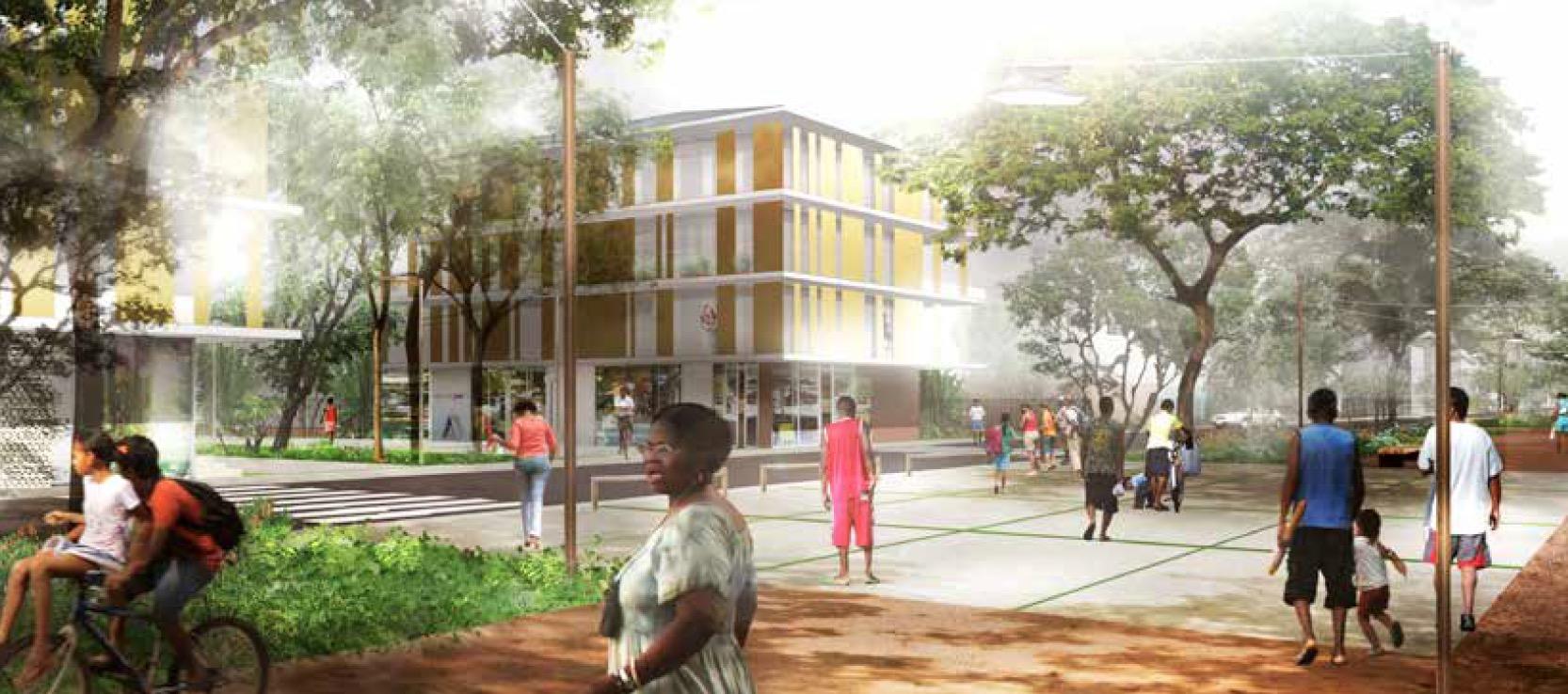 DOSSIER Immobilier : le premier écoquartier de Guyane