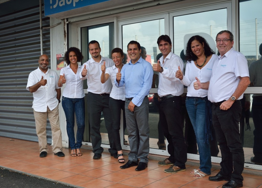 Dauphin Telecom Guadeloupe