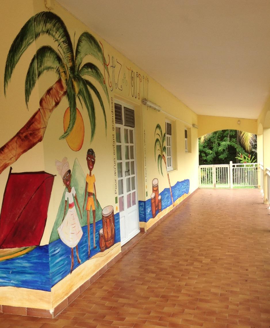 Réseau Entreprendre Martinique, une équipe formidable !