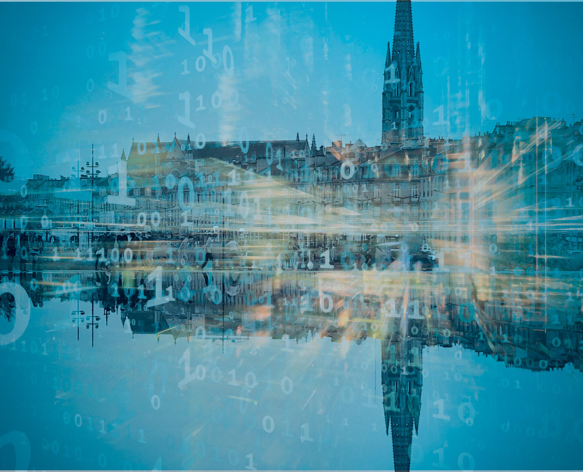 Bordeaux et le numérique :  Informations pratiques