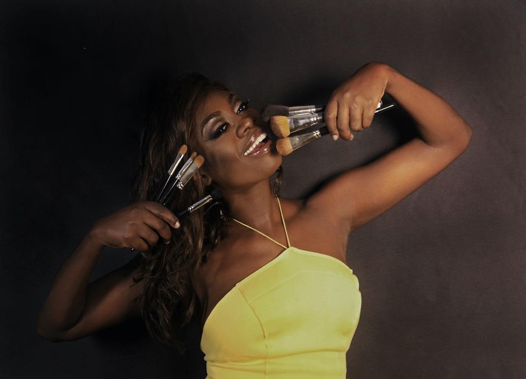 DOSSIER Santé et bien-être : la marque de maquillage professionnelle Make Up Atelier Paris ouvre à Cayenne