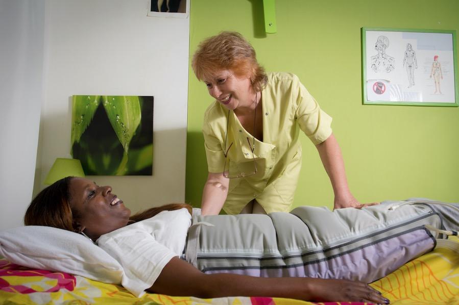 DOSSIER Santé et bien-être : SOWILO BIEN-ÊTREment Vôtre met la pressothérapie au service du bien-être et de la beauté