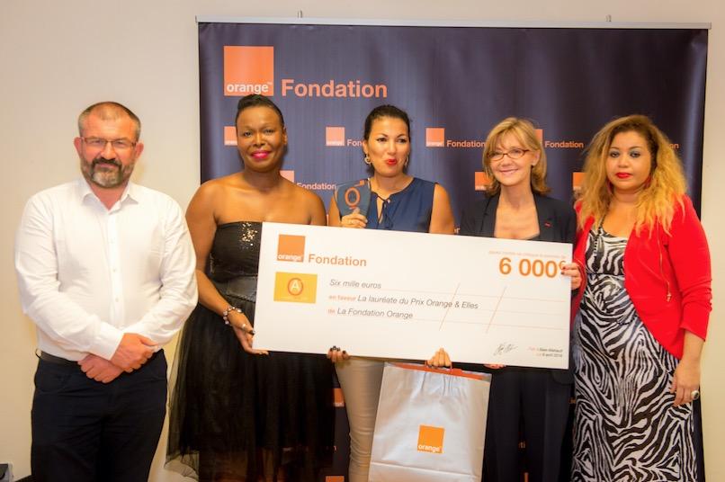 La Fondation Orange co-organise le Prix Orange & Elles : un concours pour les créatrices d'entreprises