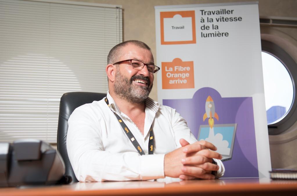 Orange Caraïbes Fibre optique, 4G : le futur arrive !