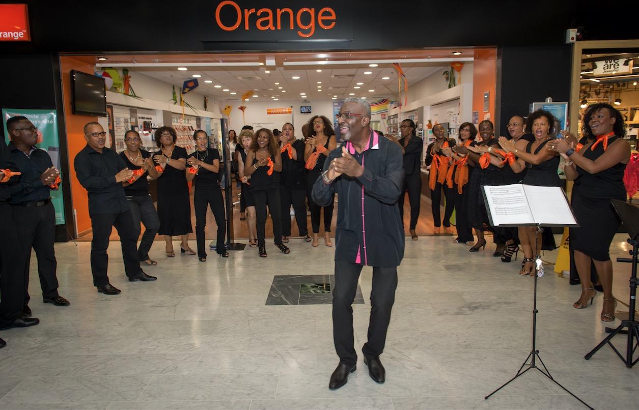 Fondation Orange : atout chœur !