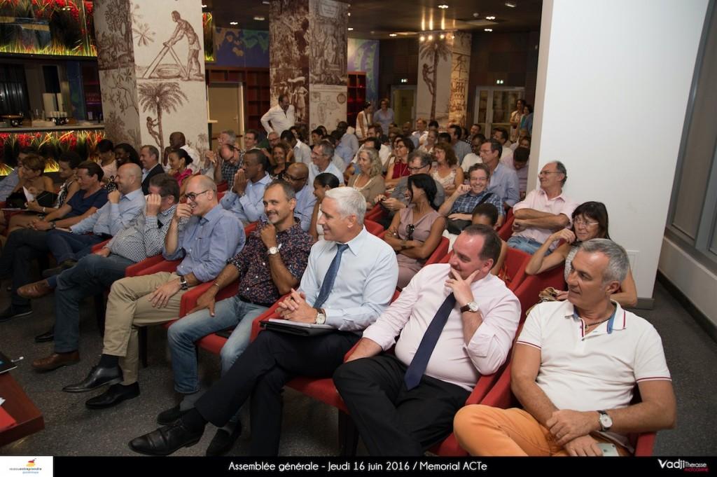Assemblée Générale du réseau Entreprendre de Guadeloupe