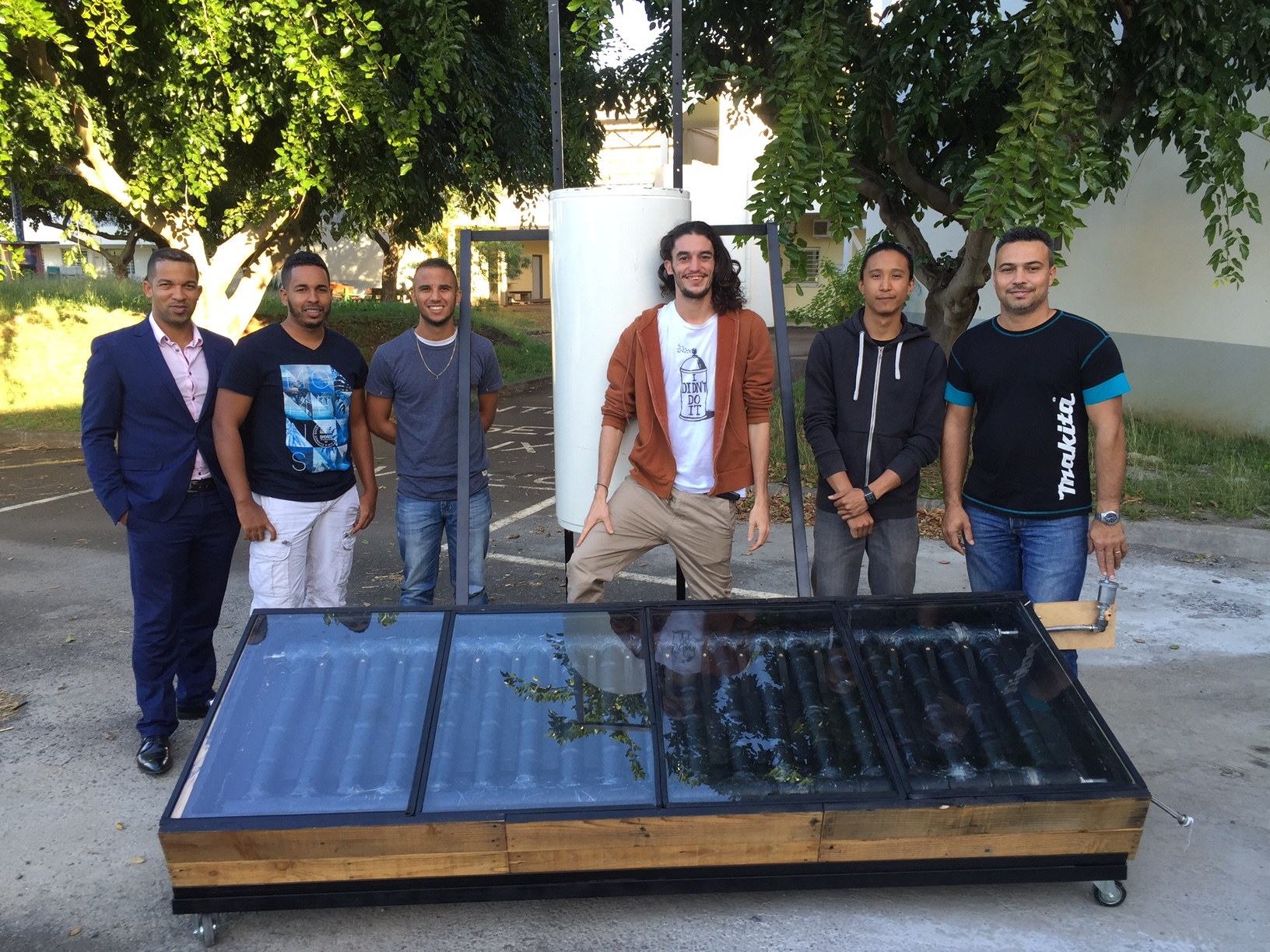 Can'Heat, un chauffe eau solaire innovant !