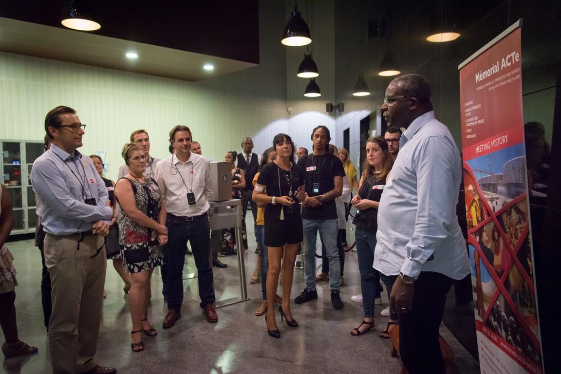 Apéro-networking au Mémorial ACTe – Guadeloupe – 07/07/16