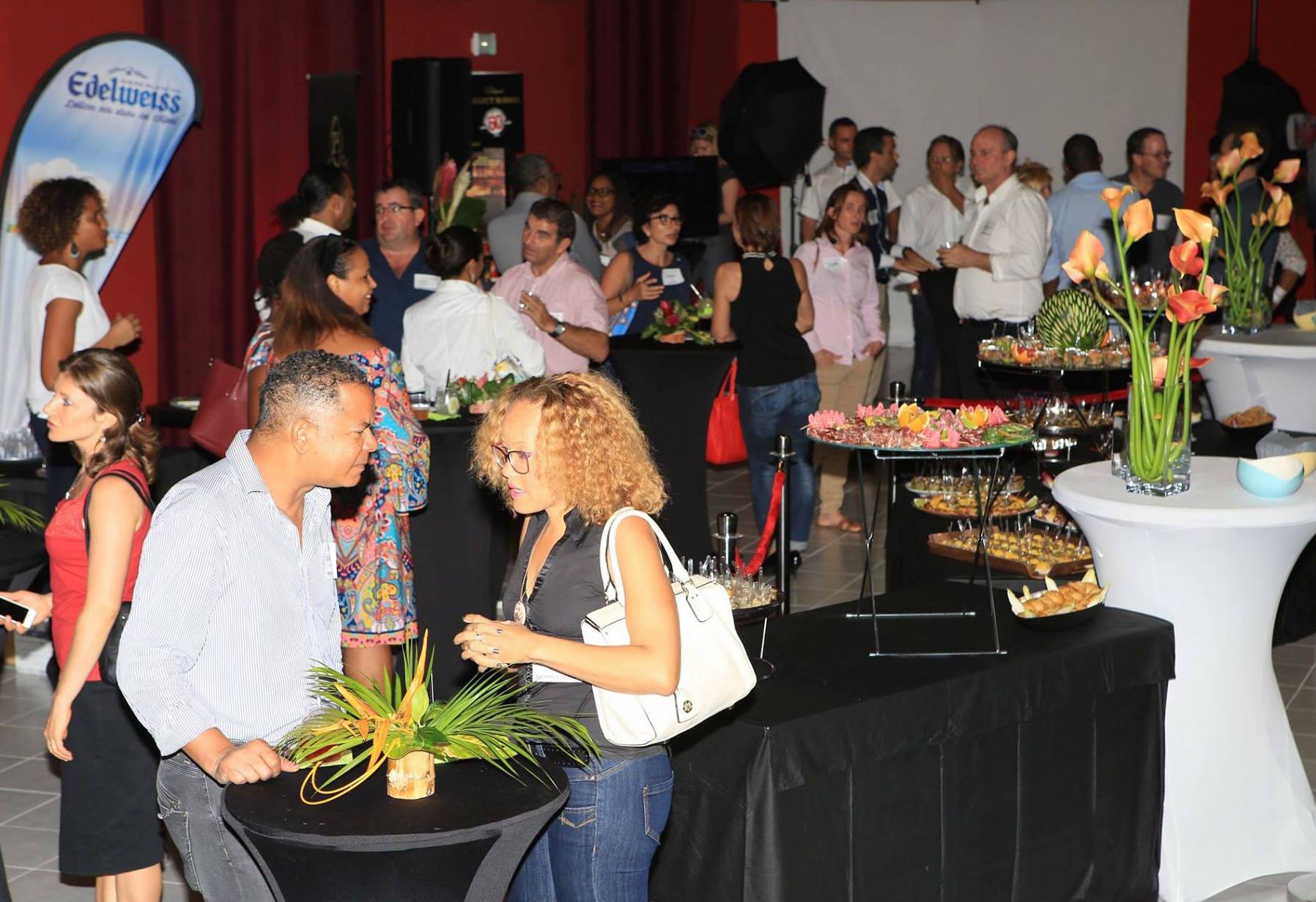 Apéro-networking à l'Espace SONATE – Martinique – 12/07/16