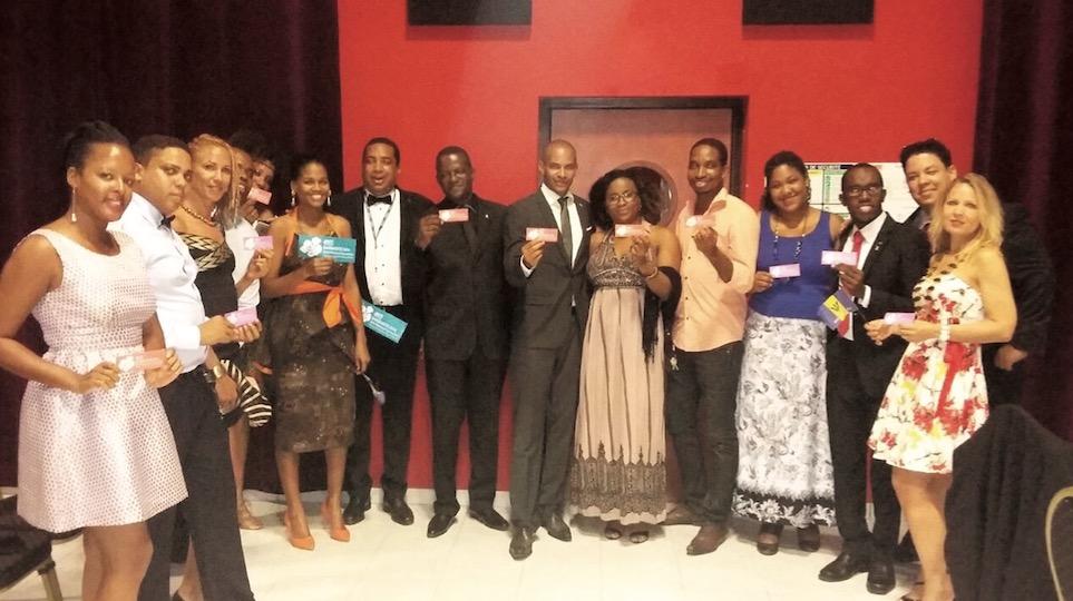 Membres des Jeunes Chambres Economiques