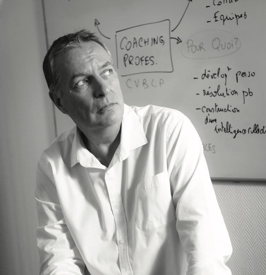Lionel Nicolin : le coaching professionnel, découverte