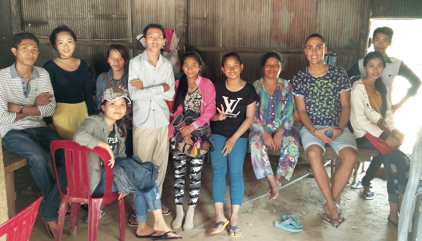 Rémi Mezino : quand tourisme rime avec solidarité
