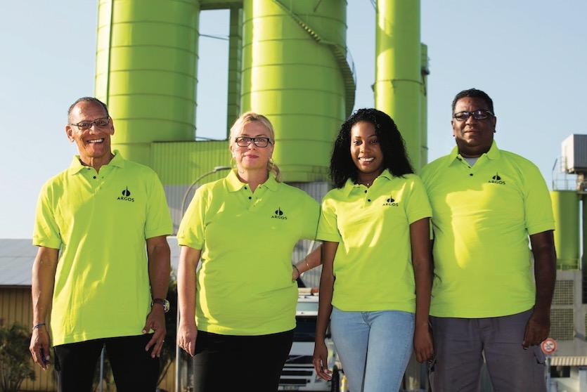 Dossier industrie locale : ARGOS, une entreprise en béton !