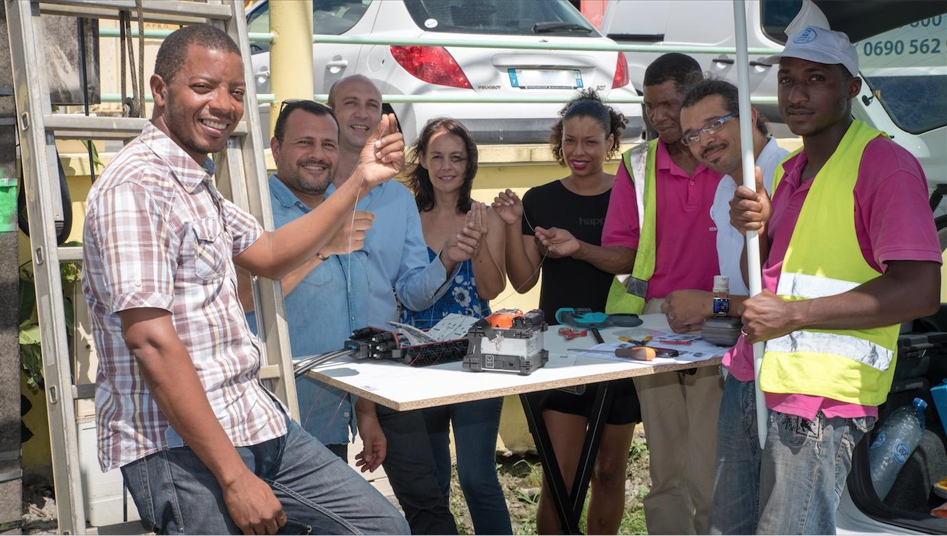 Canal+ Telecom, la puissance de la fibre optique pour les professionnels