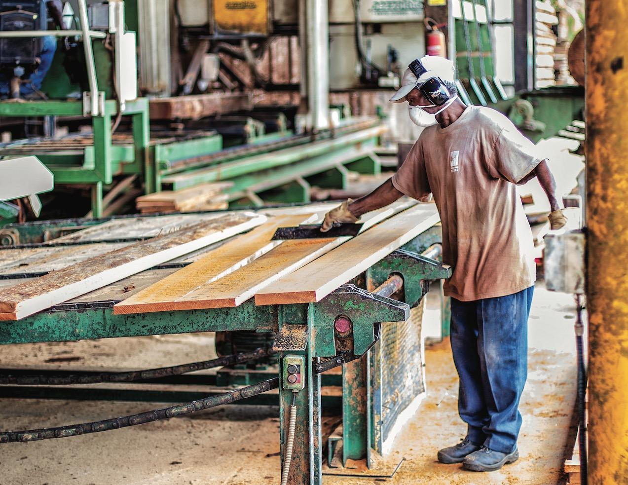 Dossier Industrie locale : les succès d'une mutation