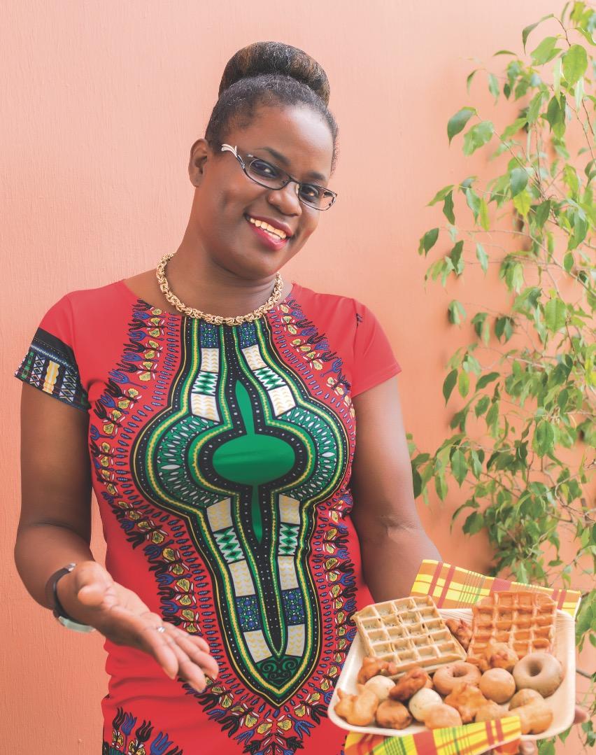 Dossier industrie locale : Madinina Pâte à frire, accras et beignets vite faits bien prêts !