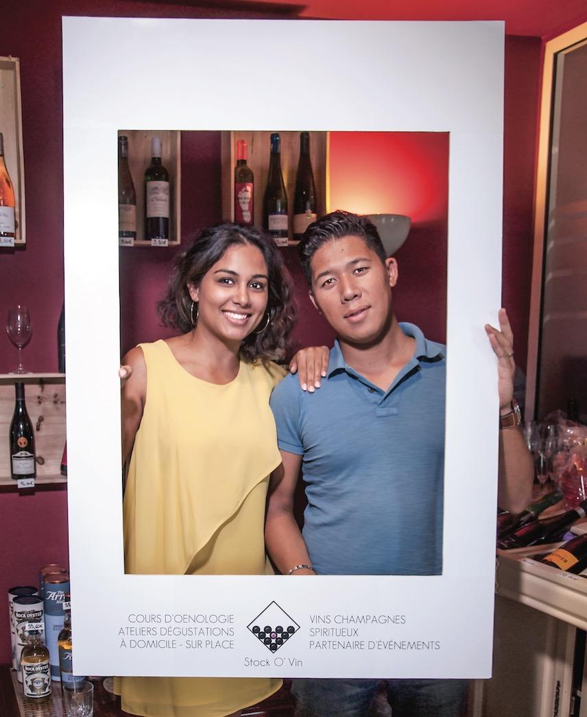 Stock O'vin, « show-room » du vin à la Réunion