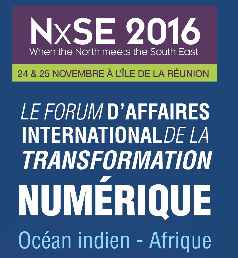 NxSE, 1er Forum International de la Transformation Numérique – Océan Indien / Afrique