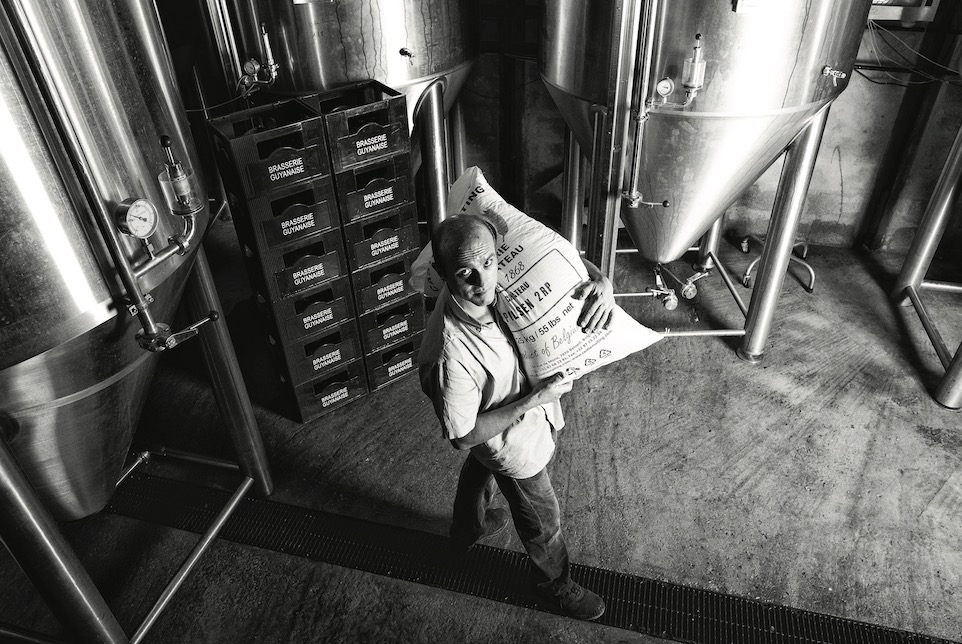 Dossier Les nouveaux entrepreneurs : Jeune Gueule, des bières de caractère au bon goût de terroir