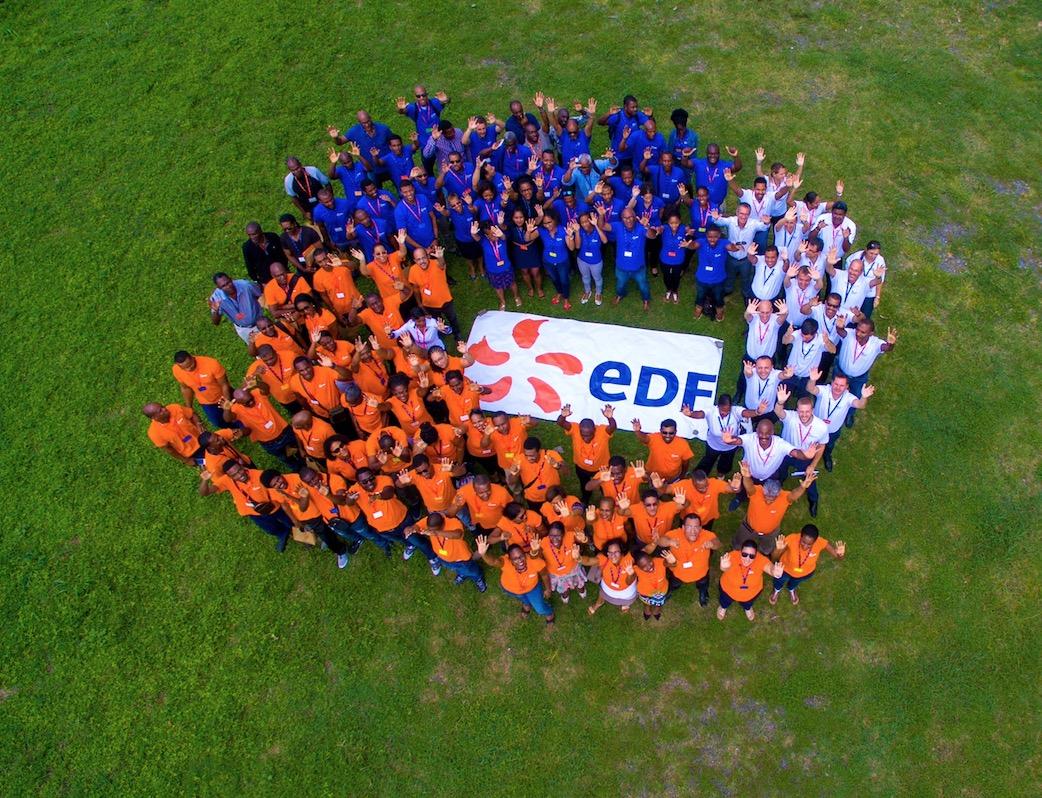 EDF Archipel Guadeloupe s'engage pour l'avenir