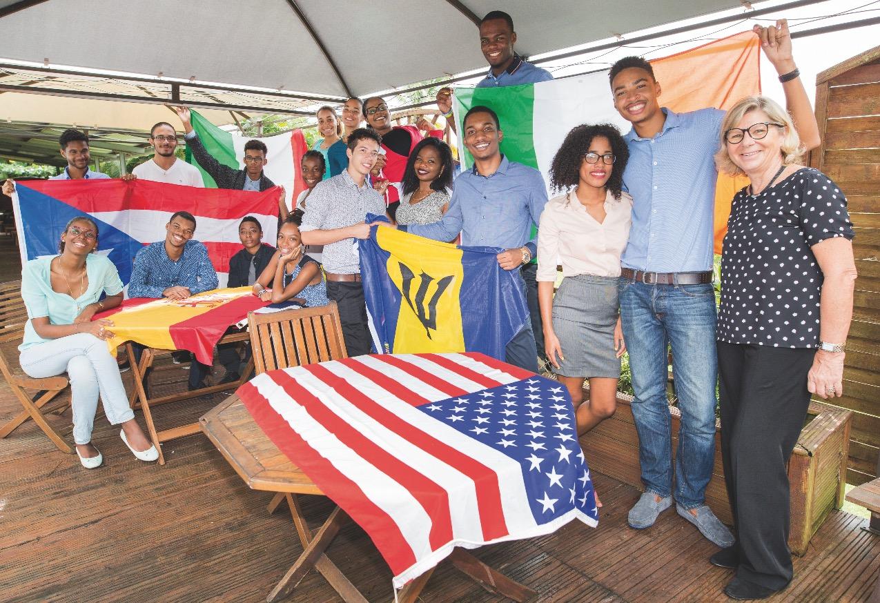 Ecole de gestion et de commerce de la Martinique : l'International au cœur de la pédagogie de l'EGC