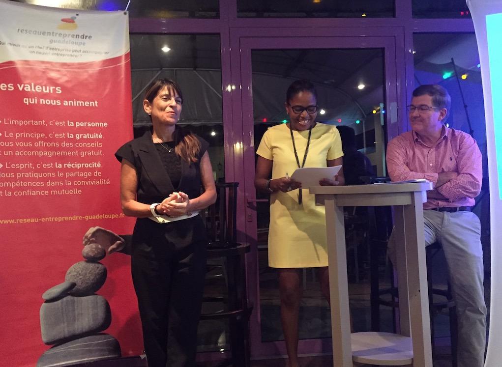 Dossier Entreprendre en 2017 : Réseau entreprendre Guadeloupe, l'accompagnement entrepreneurial, facteur clé de la pérennité de l'entreprise.
