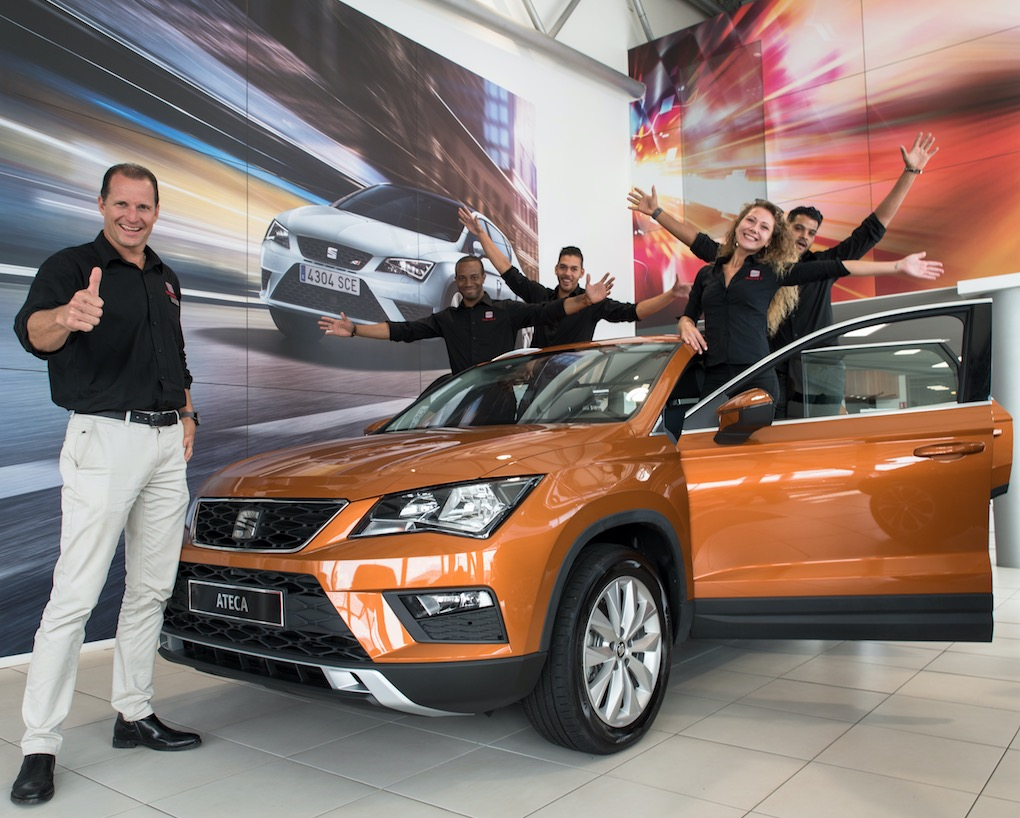 SEAT Guadeloupe, une success story