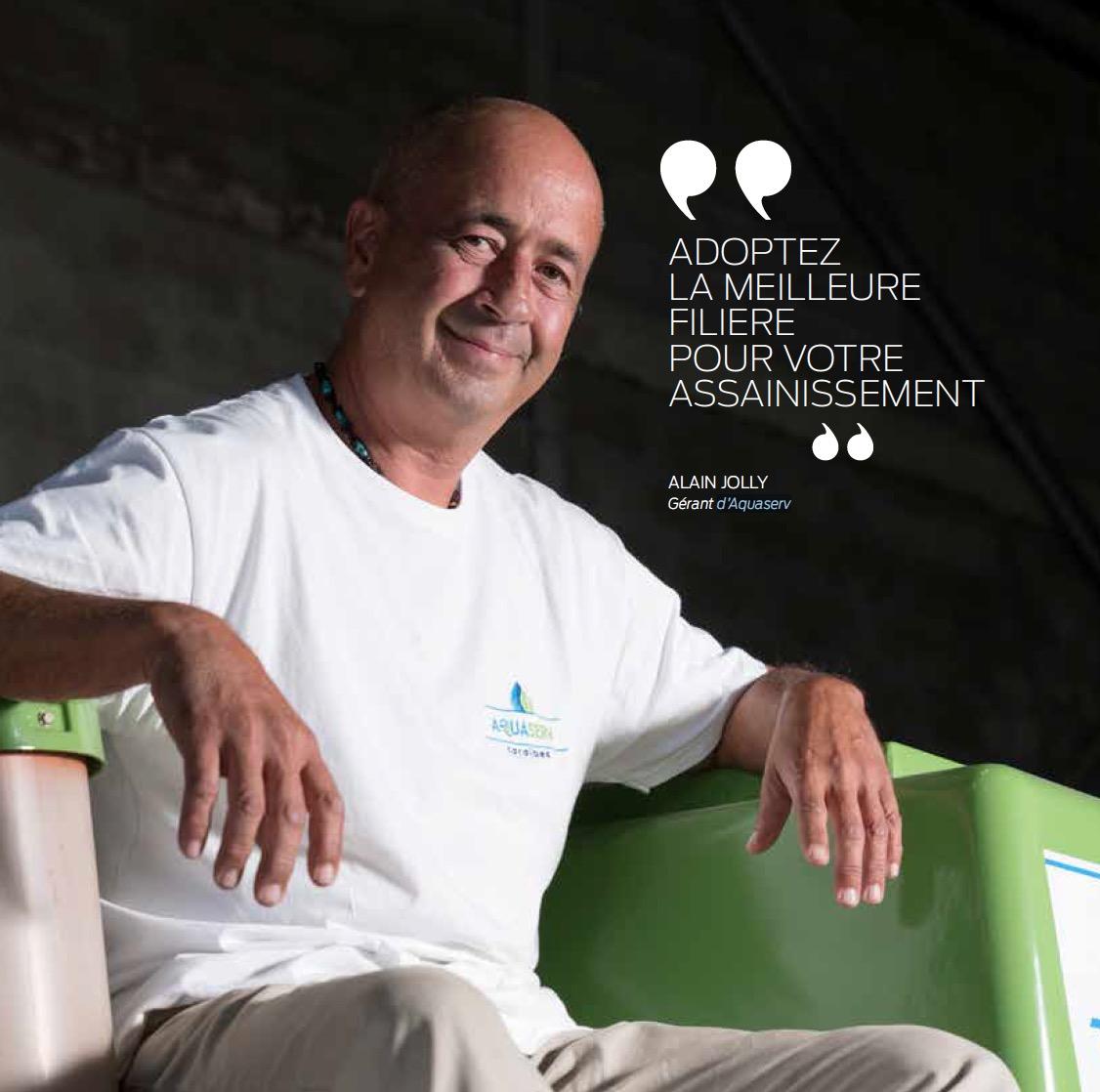 Dossier environnement : Aquaserv Caraibes, l'assainissement tous systèmes