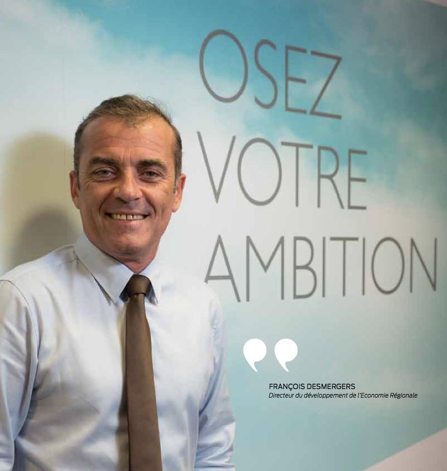 La Caisse d'Epargne CEPAC : l'art de booster l'économie régionale