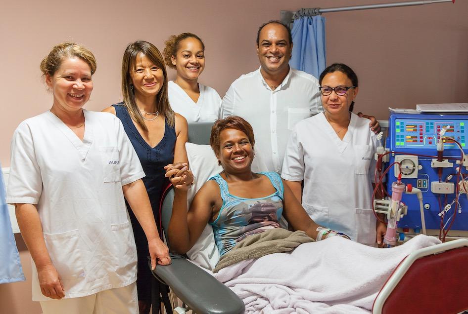 L'Aurar, l'innovation au service du patient