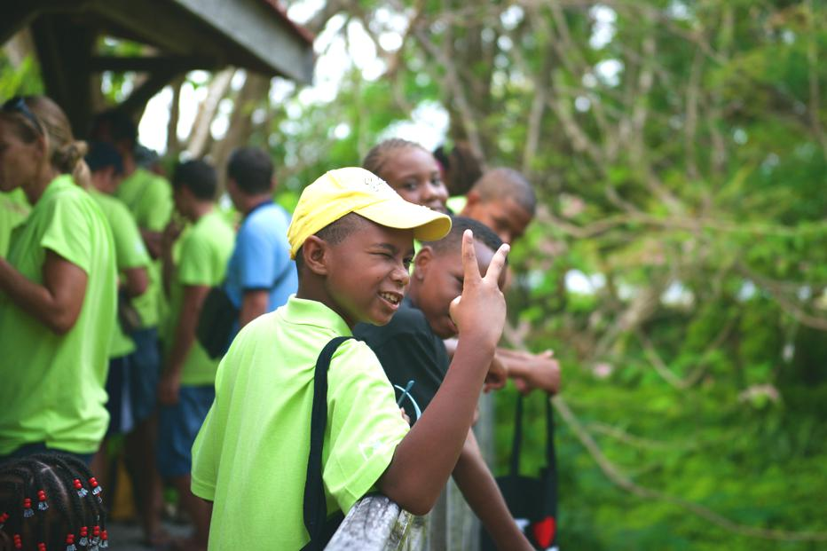 Les Lucioles apportent la lumière en Haïti