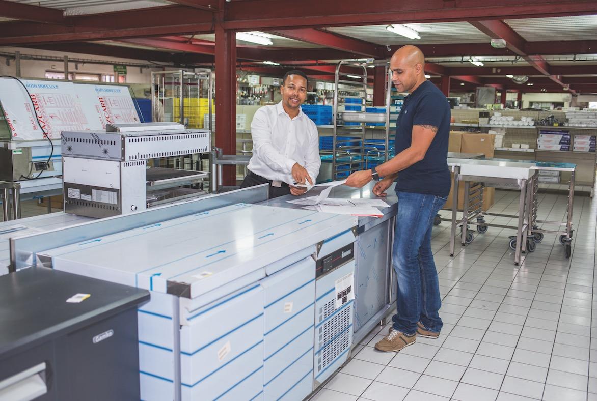ESSEC MC2 Martinique : un PDG dans le coup !