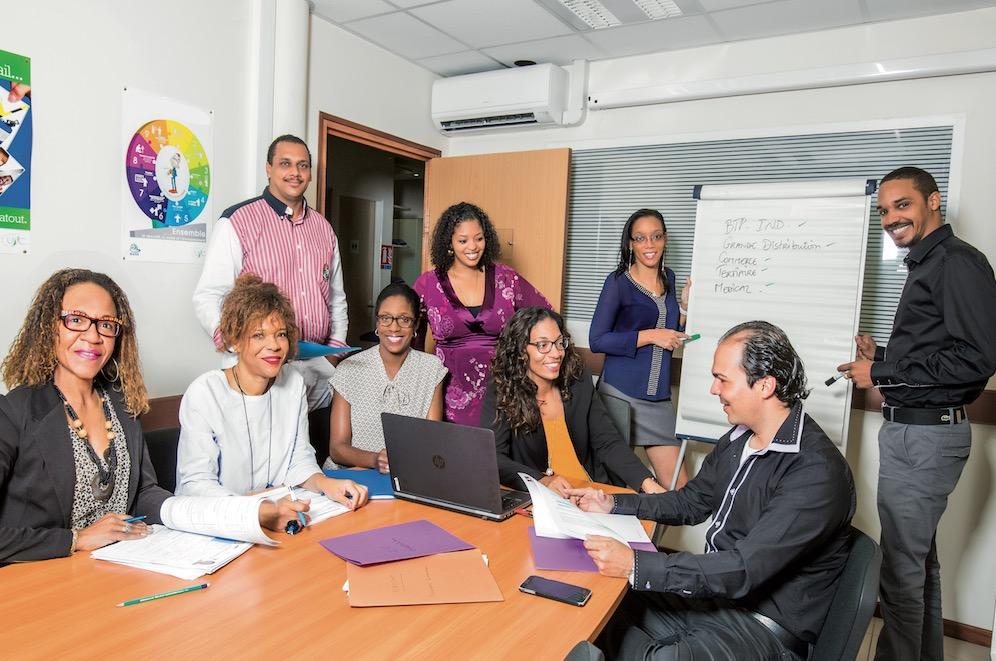 Placidom Martinique : un nouveau logo marque l'ancrage de nos valeurs