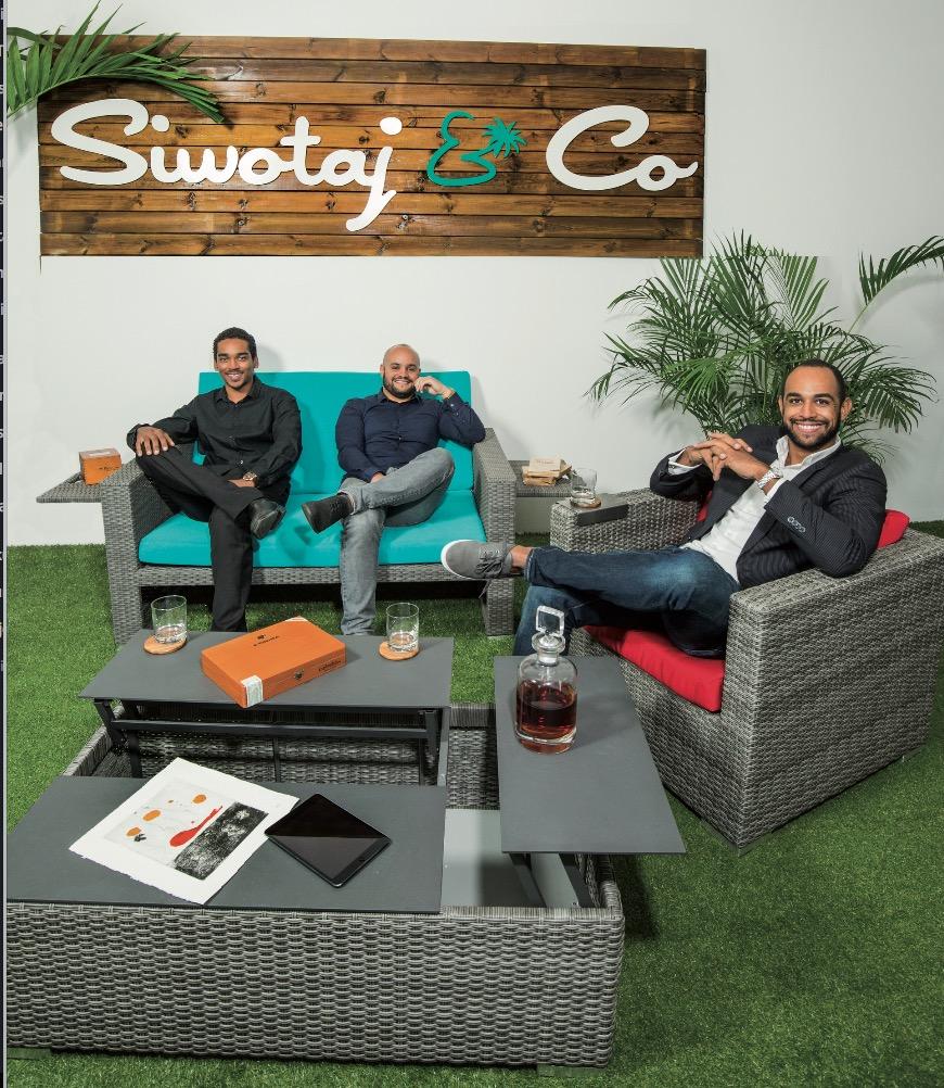 Siwotaj & Co : les salons prennent l'air…