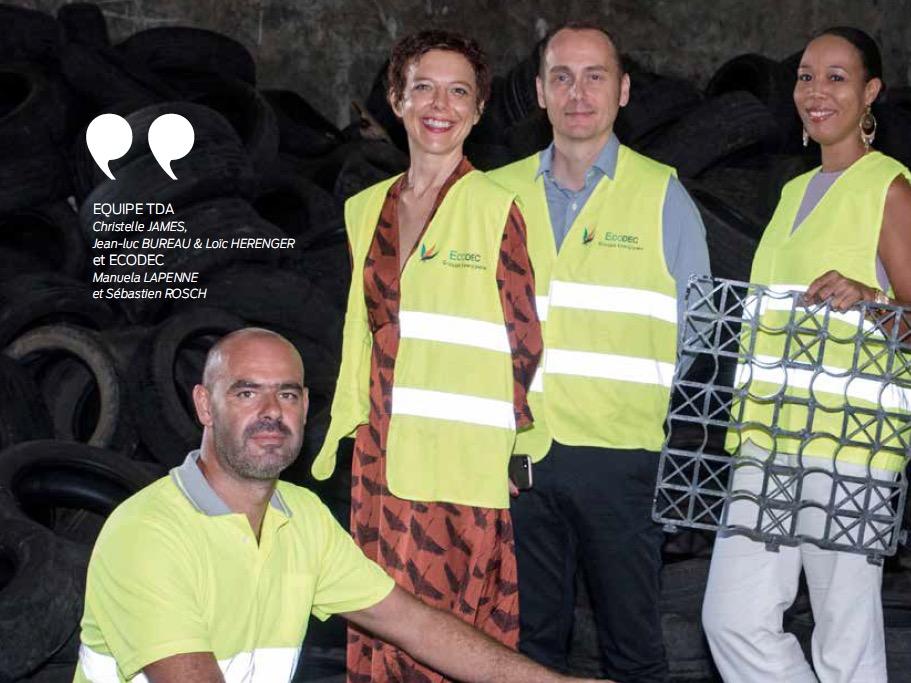 Dossier environnement : TDA, le traitement des déchets automobiles